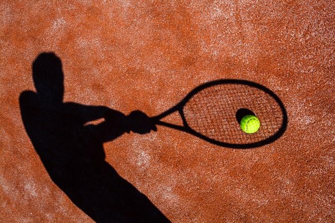 La pratique du tennis