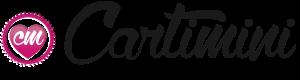 Logo une jolie carte avec Cartimini