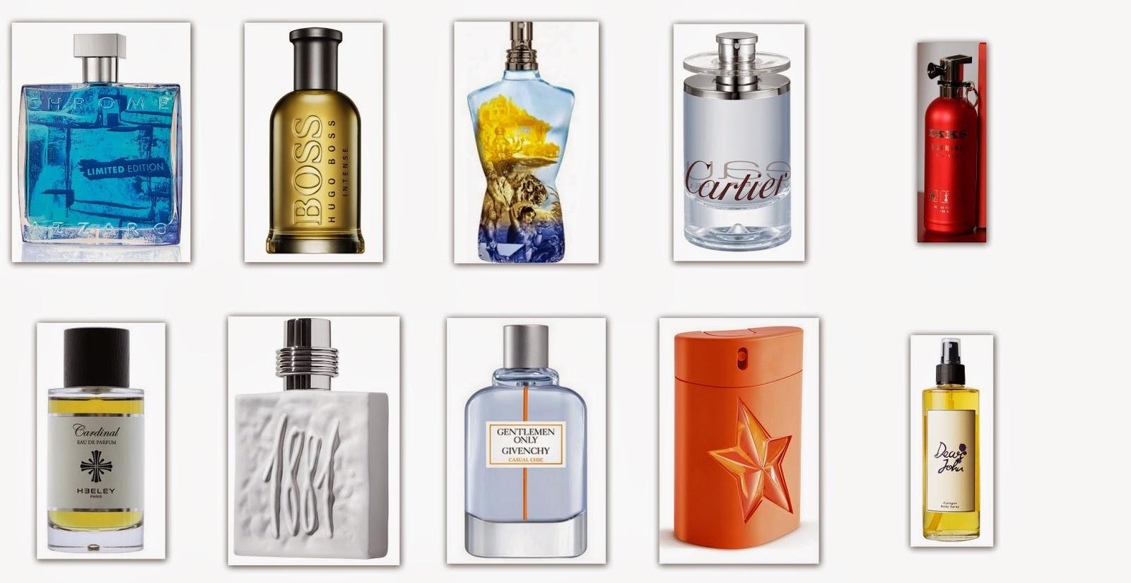 parfum pour homme le plus vendu