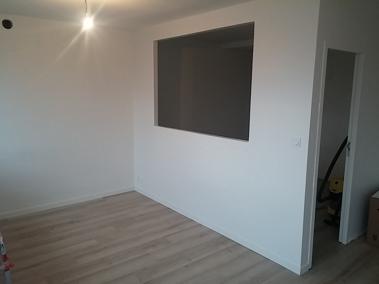 abattre une cloison placo ravishingly integrer brique. Black Bedroom Furniture Sets. Home Design Ideas