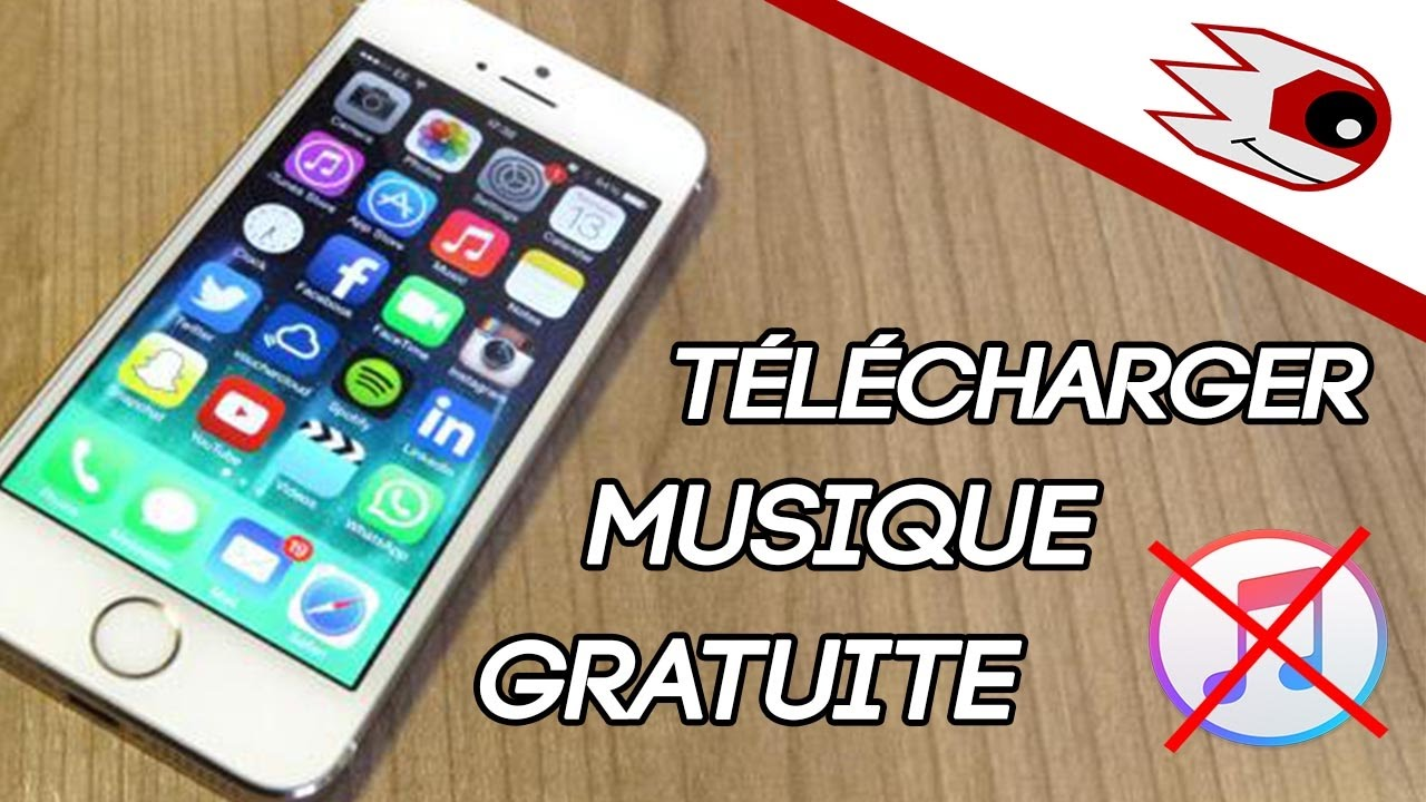 comment telecharger musique gratuite sur iphone. Black Bedroom Furniture Sets. Home Design Ideas
